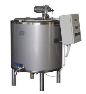 Ванна длительной пастеризации молока ВДП, 75 - 1000 л
