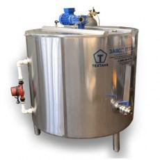 Ванна длительной пастеризации молока с ТЭН