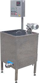 Ванна для длительной пастеризации молока МПКС-011(Н)