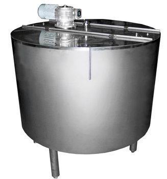 Ванна для пастеризации молока П8-БМО-500
