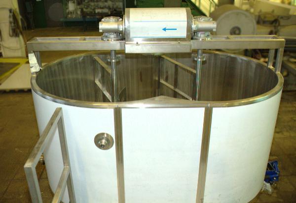 Ванна для производства твердых и мягких сыров БМО-СВ-2,5