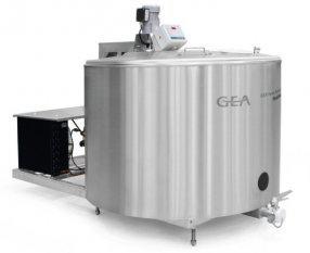 Ванна-охладитель молока PCool  1250 литров - 2 надоя; 230 V