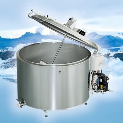 Ванна-охладитель молока объемом - от 300 до 2 000 литров