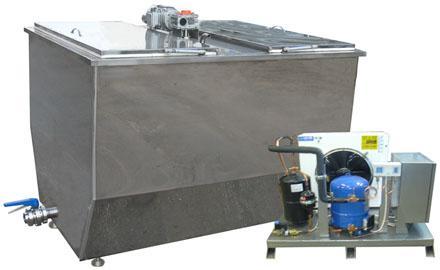 Ванна охлаждения - (для молока) ИПКС-024-1000(Н)