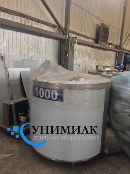 Ванна охлаждения молока, 3000 л