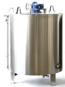 Ванна пастеризационная Г6-ОПА-600 / Г6-ОПБ-1000 - для молока