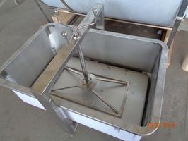 Ванна самопрессования ВС-350, ВС-600 - для творога